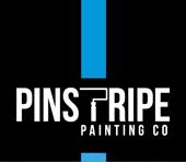 Pinstripe Painting